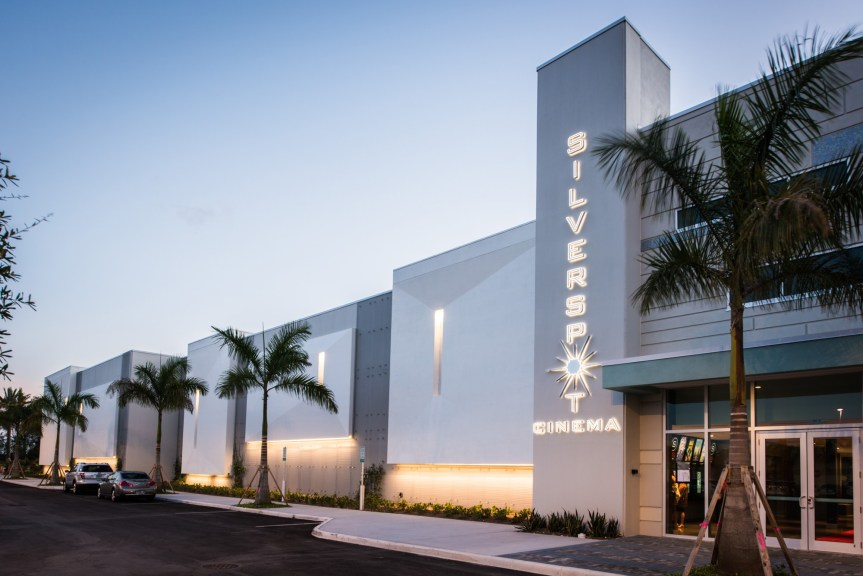 SilverSpot Cinema (Coconut Creek): Few But Great