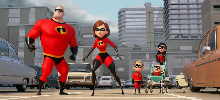 The Incredibles 2: Movie Review