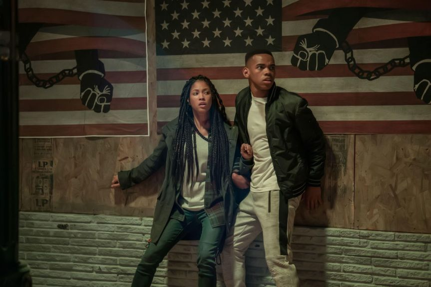 The First Purge Review: A Steady Improvement