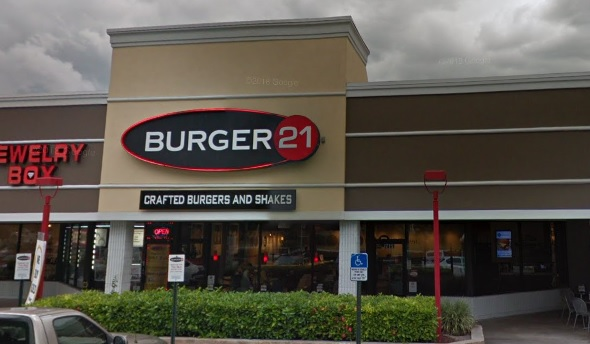 "Burger 21 Restraunt Review: An Acceptable ""Meh"""